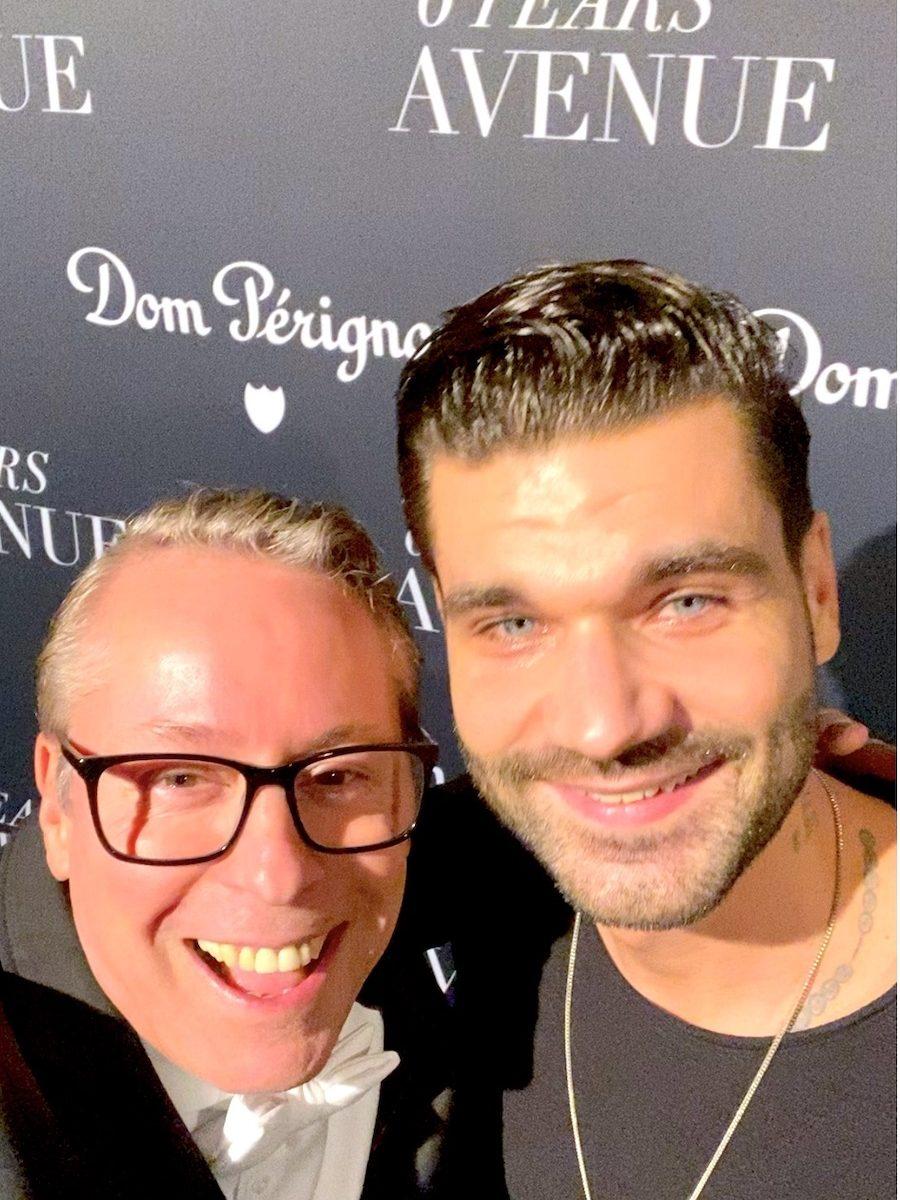 Mike Cees - Sexy Blue eyes bei Temptation Island 2 auf RTL AVENUE 6 Jahre Jubilaeum Geburtstag Mike Cees Gerry Concierge